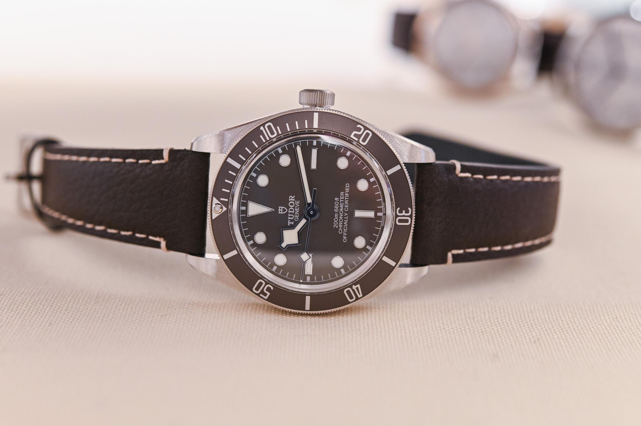 Tudor Black Bay Fifty-Eight 925 Silver Case 79010SG