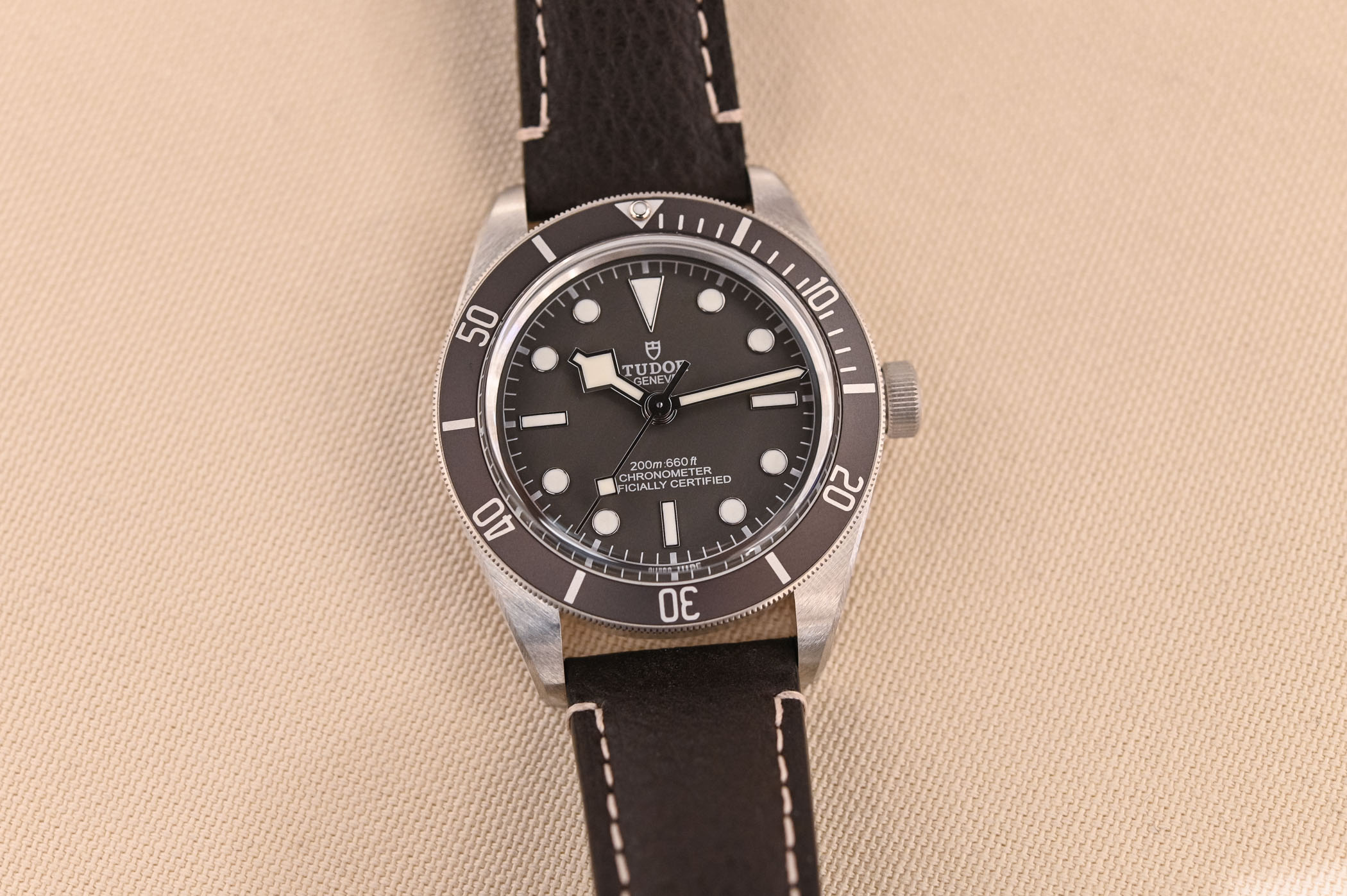 Tudor Black Bay Fifty-Eight 925 Silver Case 79010SG