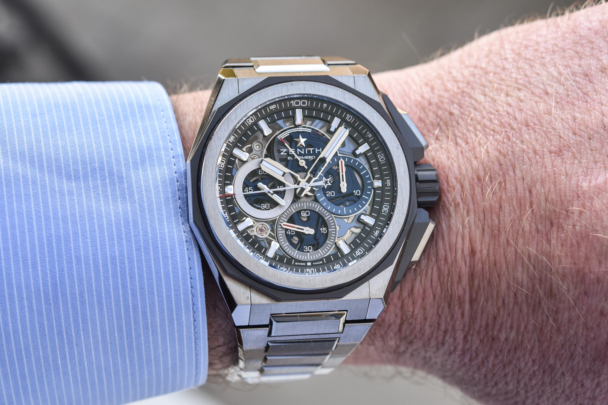 Zenith Defy Extreme collection 2021