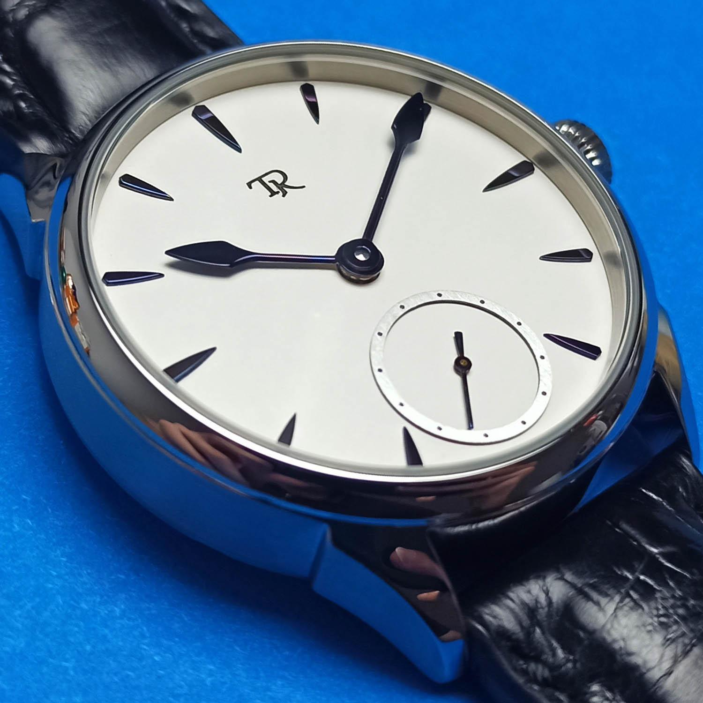 independent watchmaking tsoroev rashid russian watchmaker