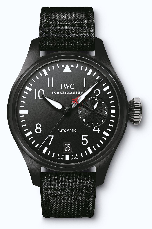 2012 IWC Big Pilots Watch Top Gun IW501901