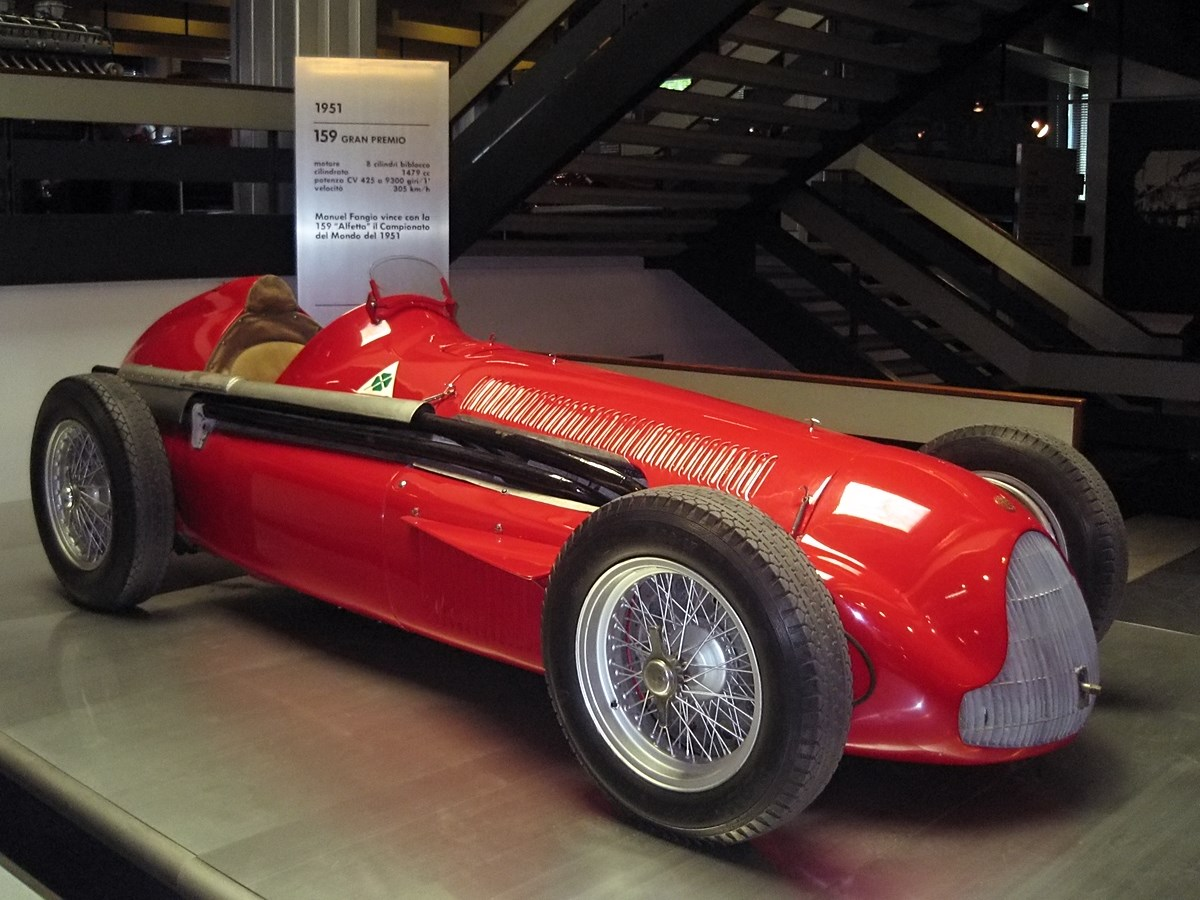 Alfa Romeo 158-159 - 1