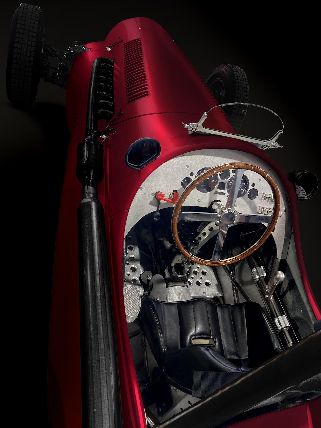 Alfa Romeo Tipo 184 mazda mx5 - 1