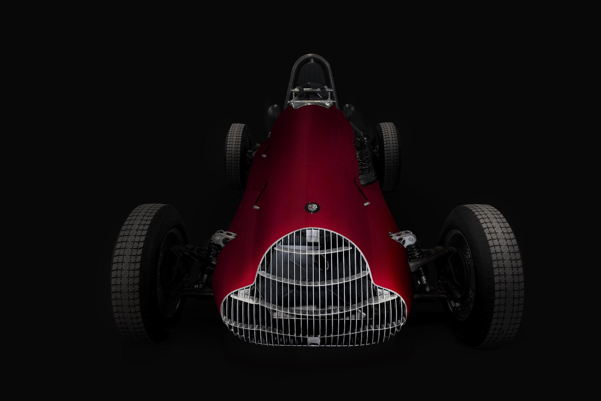 An Alfa Romeo 158 Alfetta Grand Prix Car based on a…. Mazda MX5? - Monochrome Watches