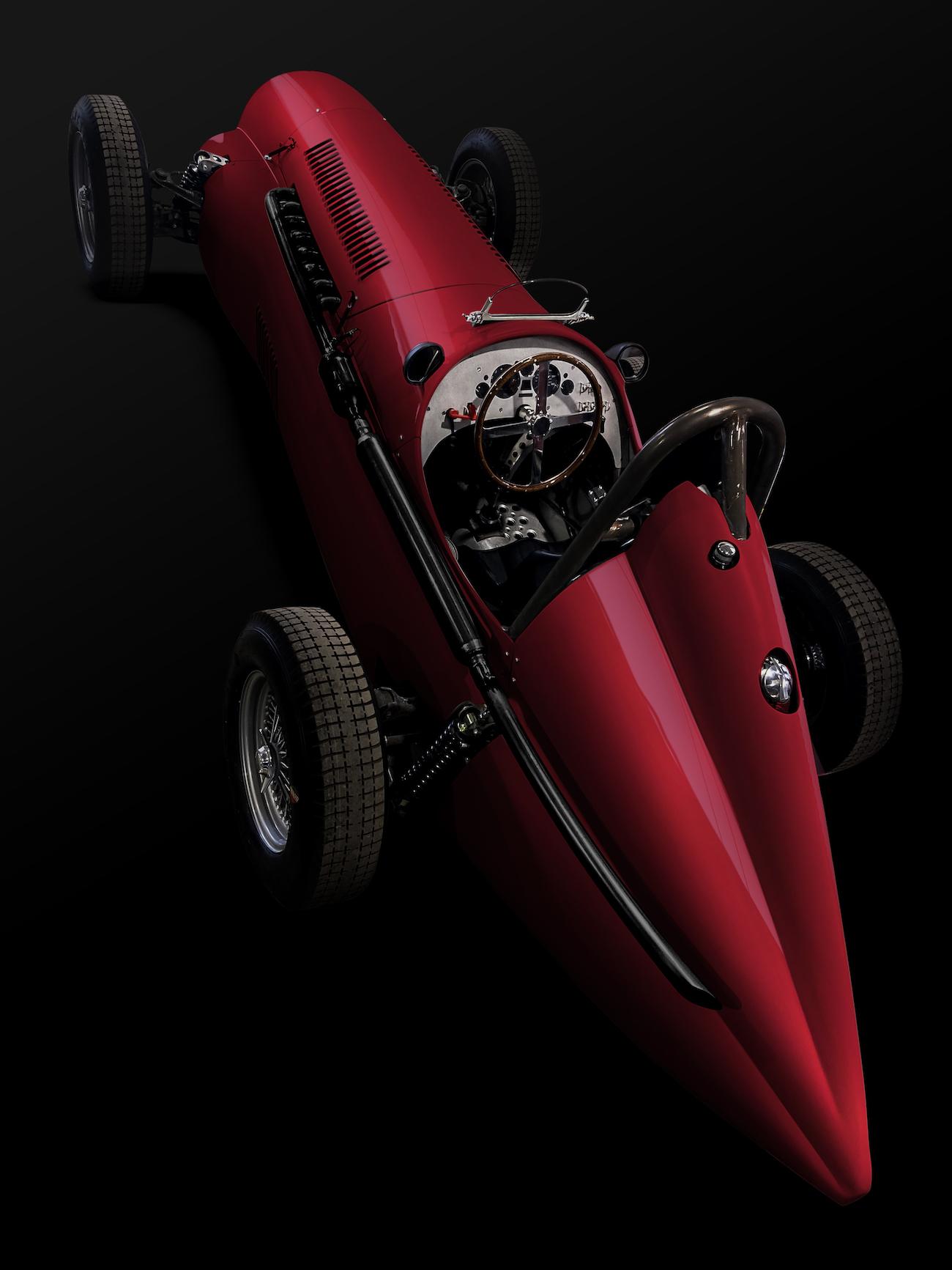 Alfa Romeo Tipo 184 mazda mx5 - 3