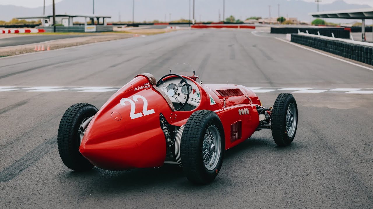 Alfa Romeo Tipo 184 mazda mx5 - 6