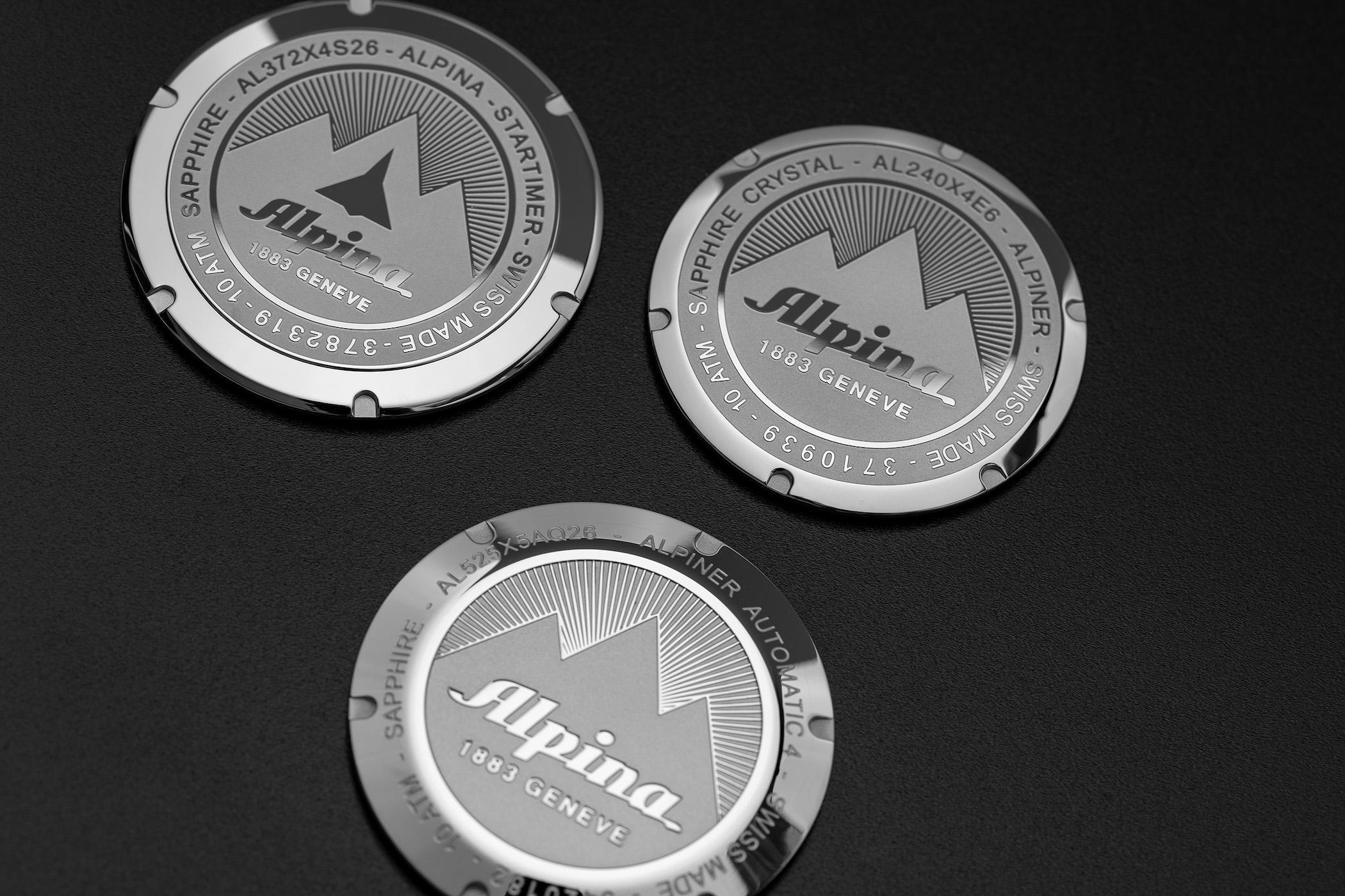 Alpina Community Watch Project