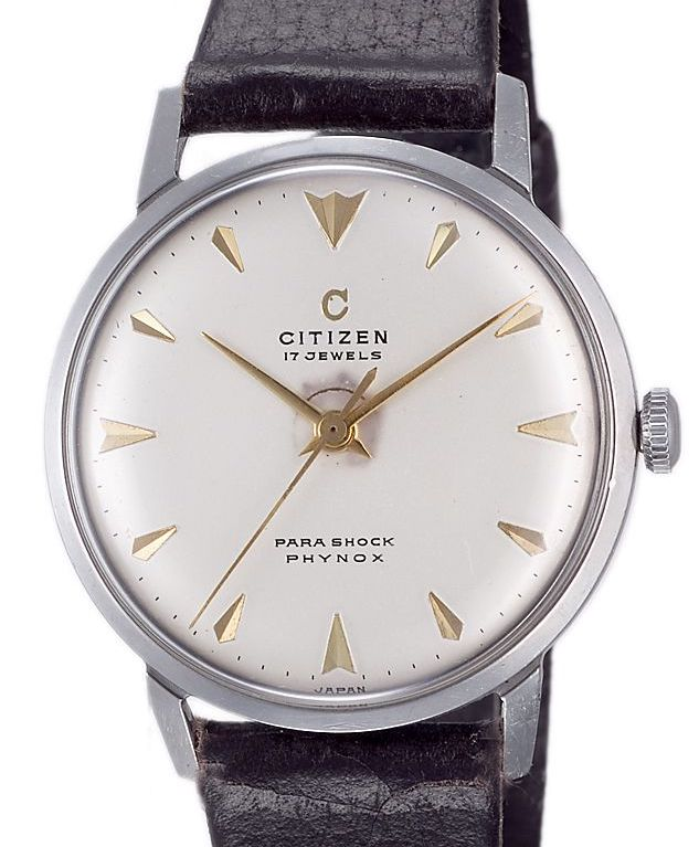 Citizen Parashock 1956