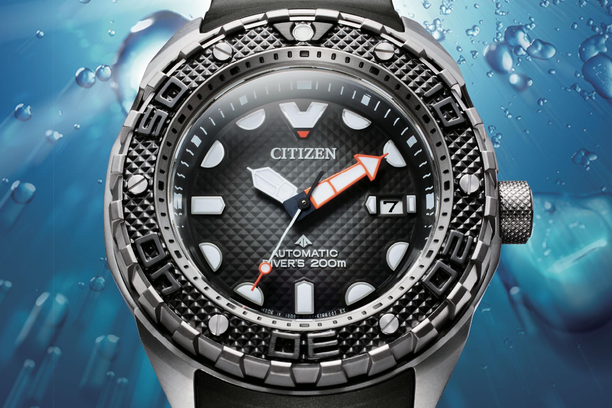 Citizen Promaster Mechanical Diver 200m NB6004