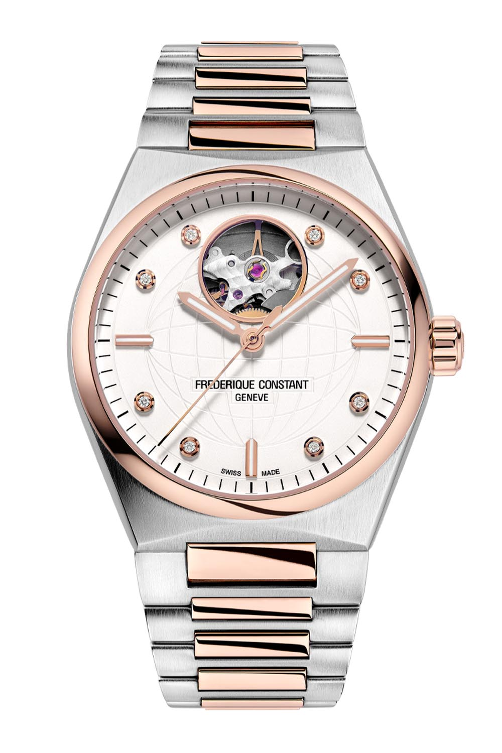 Frederique Constant Highlife Ladies Automatic heart Beat - 1