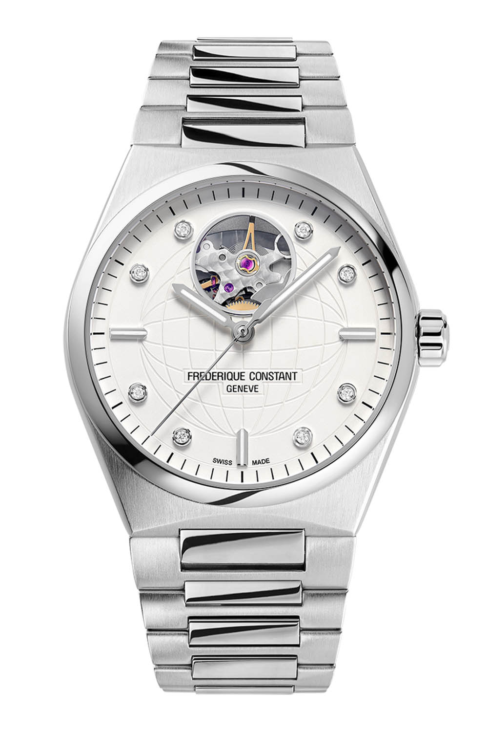 Frederique Constant Highlife Ladies Automatic heart Beat - 2