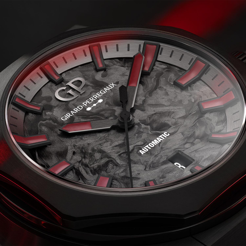 Girard Perregaux Laureato Absolute Infrared China Edition