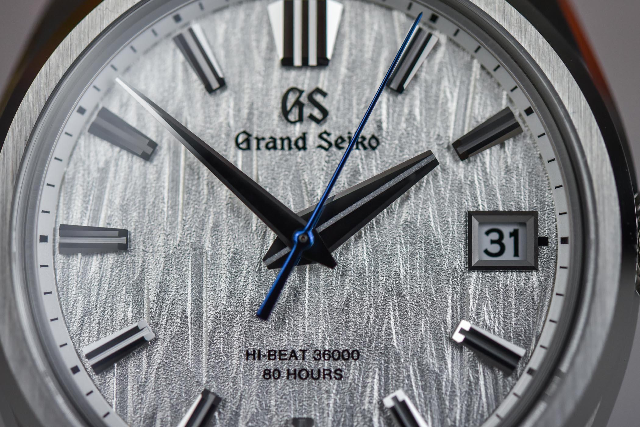 Grand Seiko SLGH005 White Birch Hi-Beat Caliber 9SA5