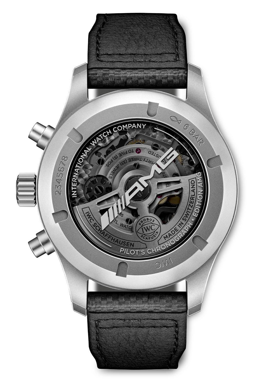 IWC Pilots Watch Chronograph Edition AMG IW377903 - 2