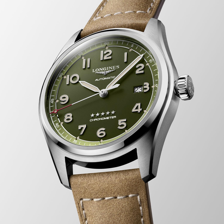Longines Spirit Green Collection