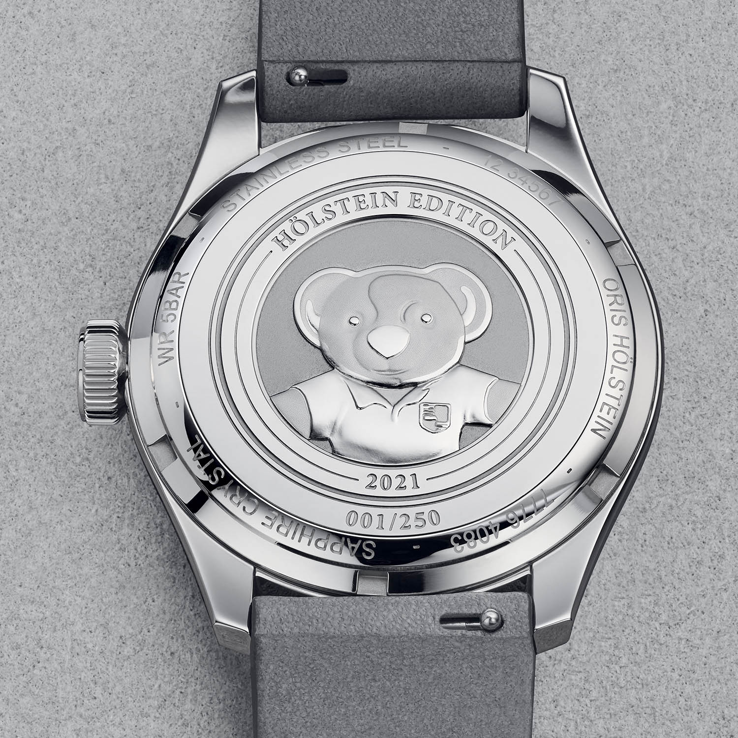 Oris Holstein Edition 2021 Limited Edition In-House Calibre 403 - 403 7776 4083-Set