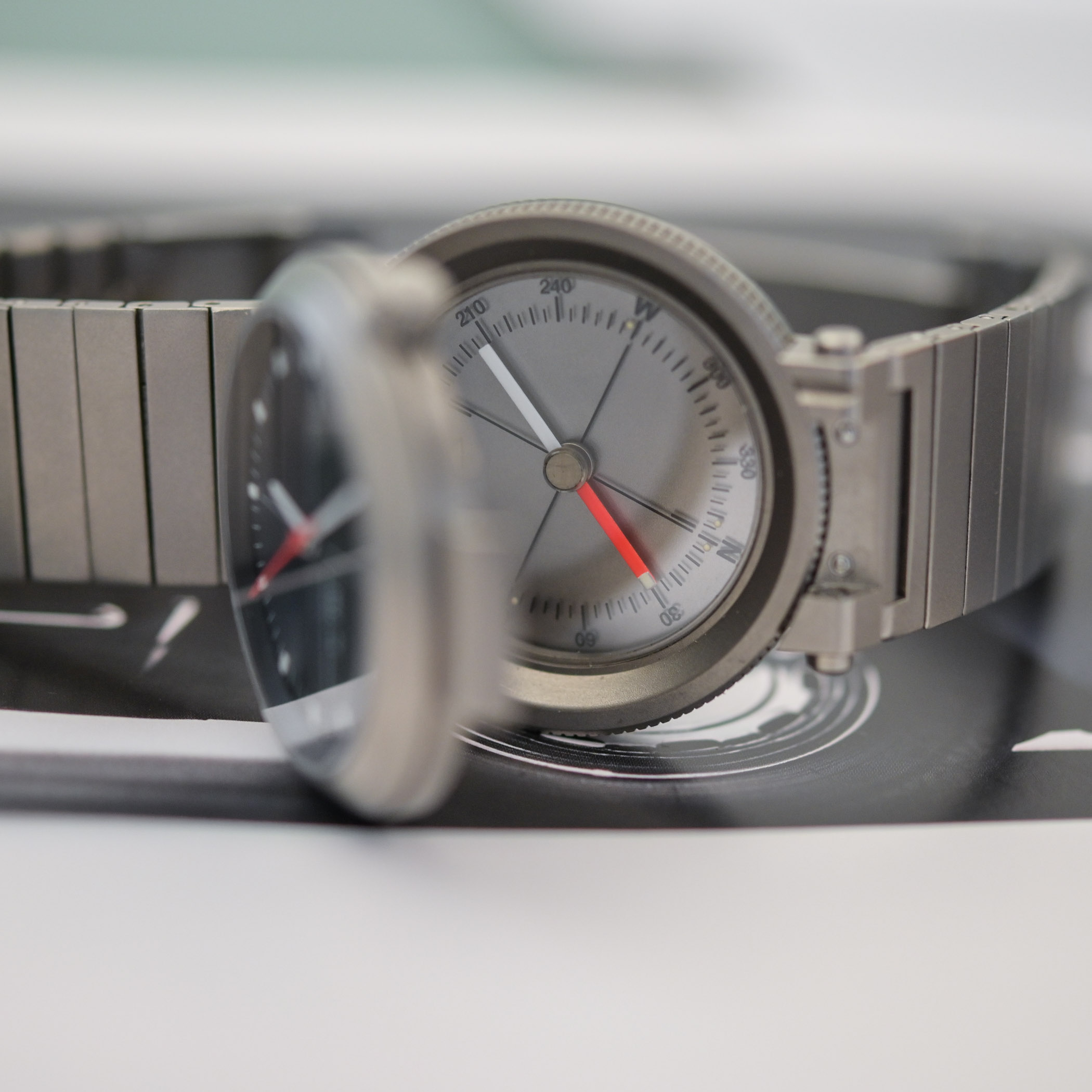 Porsche Design IWC 3150 compass watch - 1