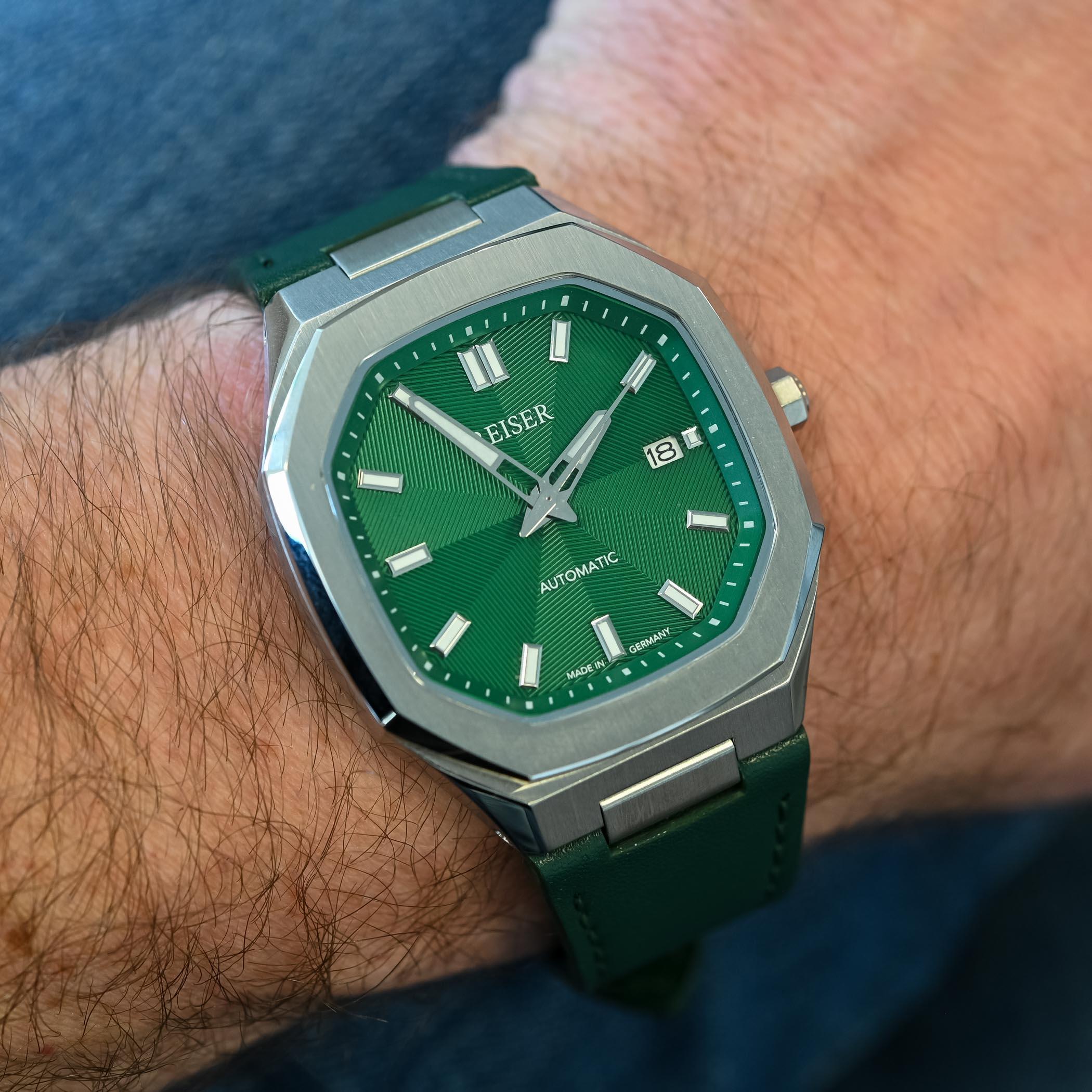 Reiser Alpen Date Watch - value proposition hands-on - 2