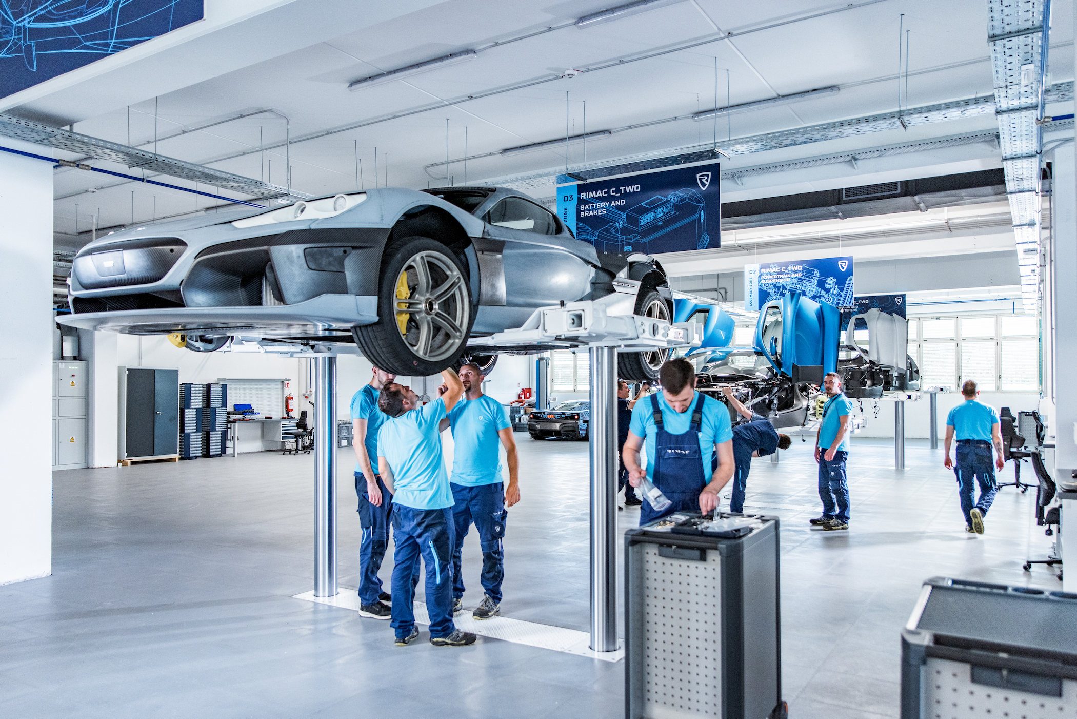 Rimac-C_Two-Prototype-Assembly-Line-1