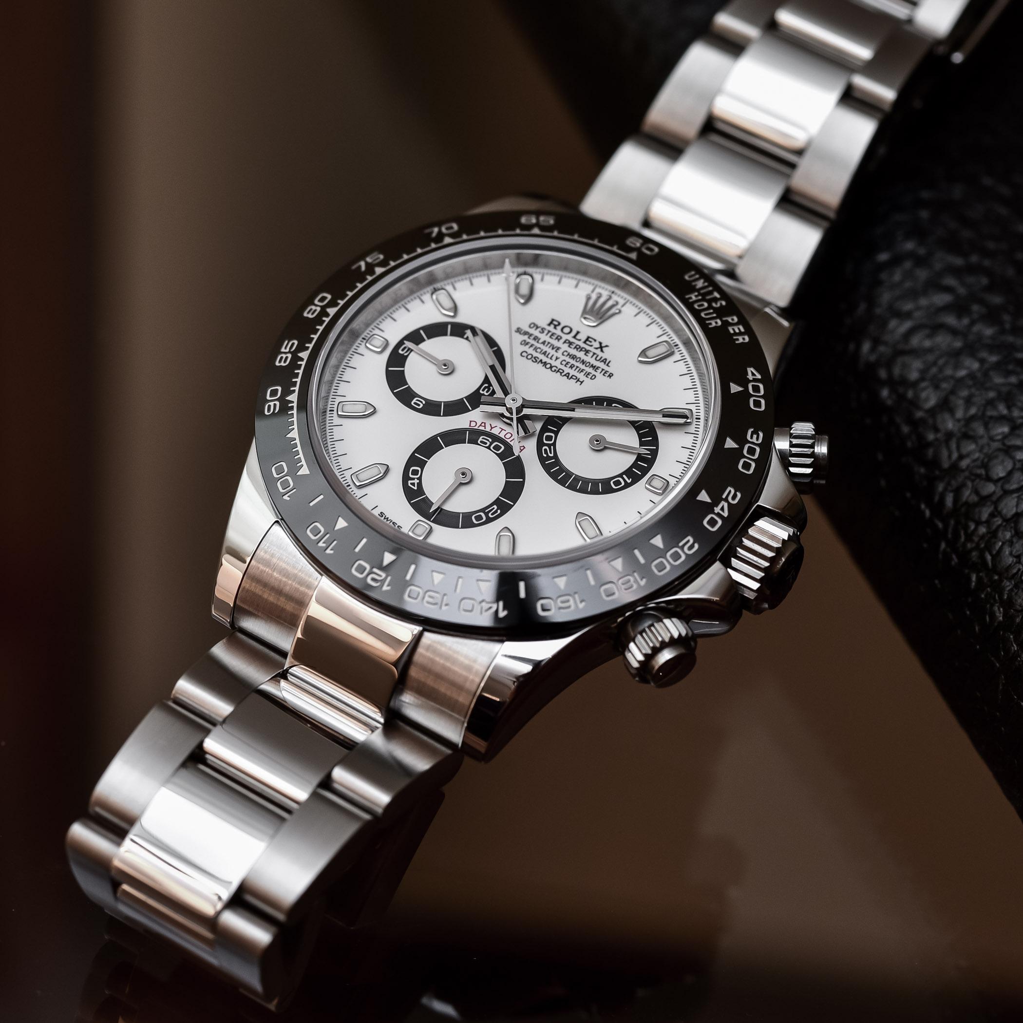 Rolex Daytona 116500LN Market analysis - continuous and insane rise price - 1