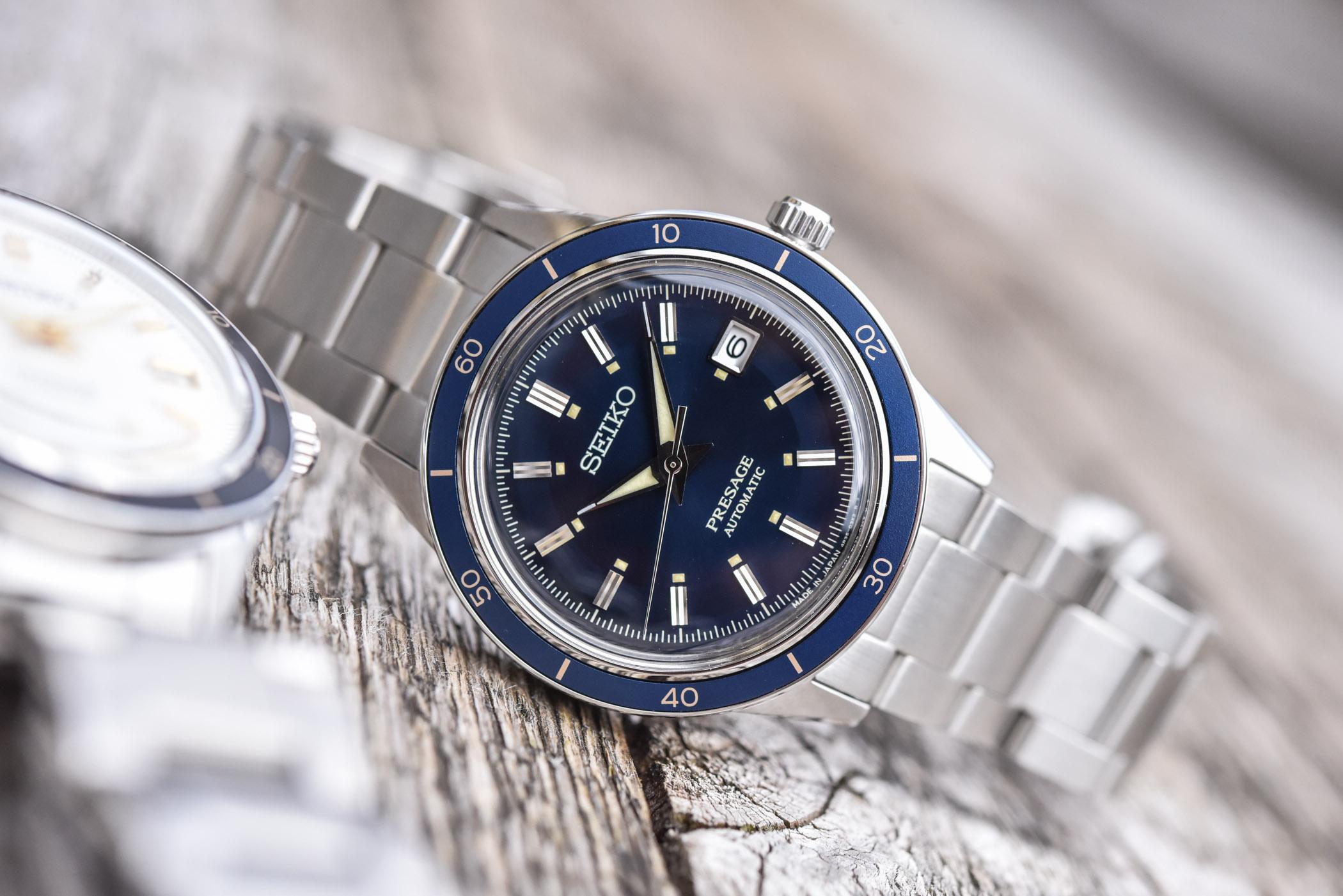 Seiko Presage Style60s 2021 Collection - SRPG05J1 - 2