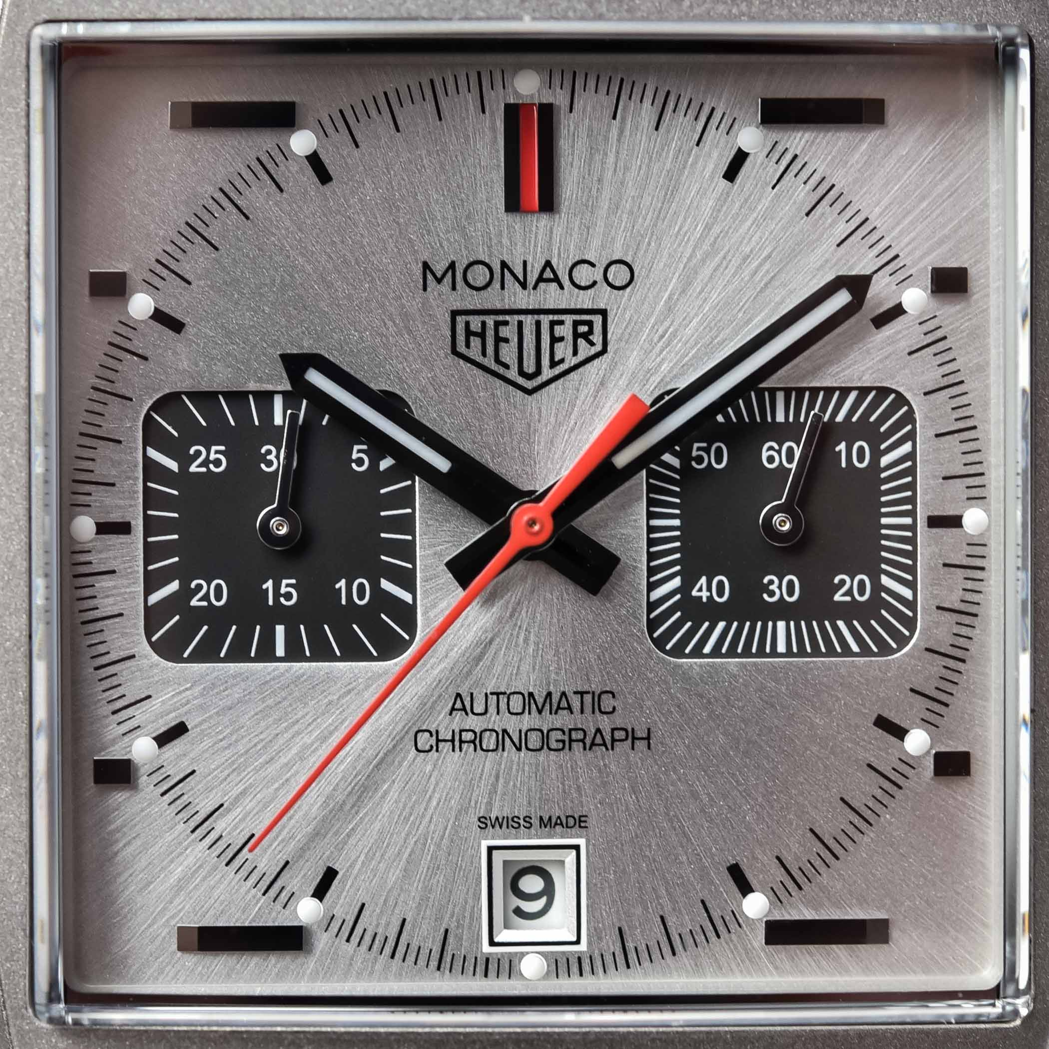 TAG Heuer Monaco Titan Special Edition - CAW218B.FC6496