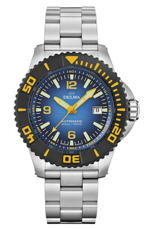 Delma Blue Shark III Azores Edition