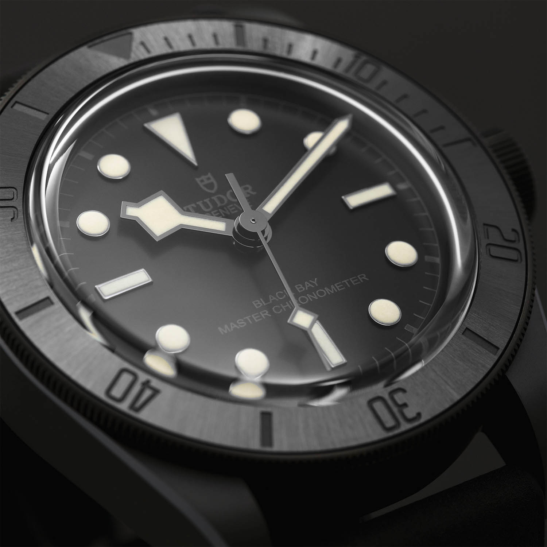 Tudor Black Bay Ceramic METAS Master Chronometer 15000 Gauss anti-magnetic - M79210CNU-0001