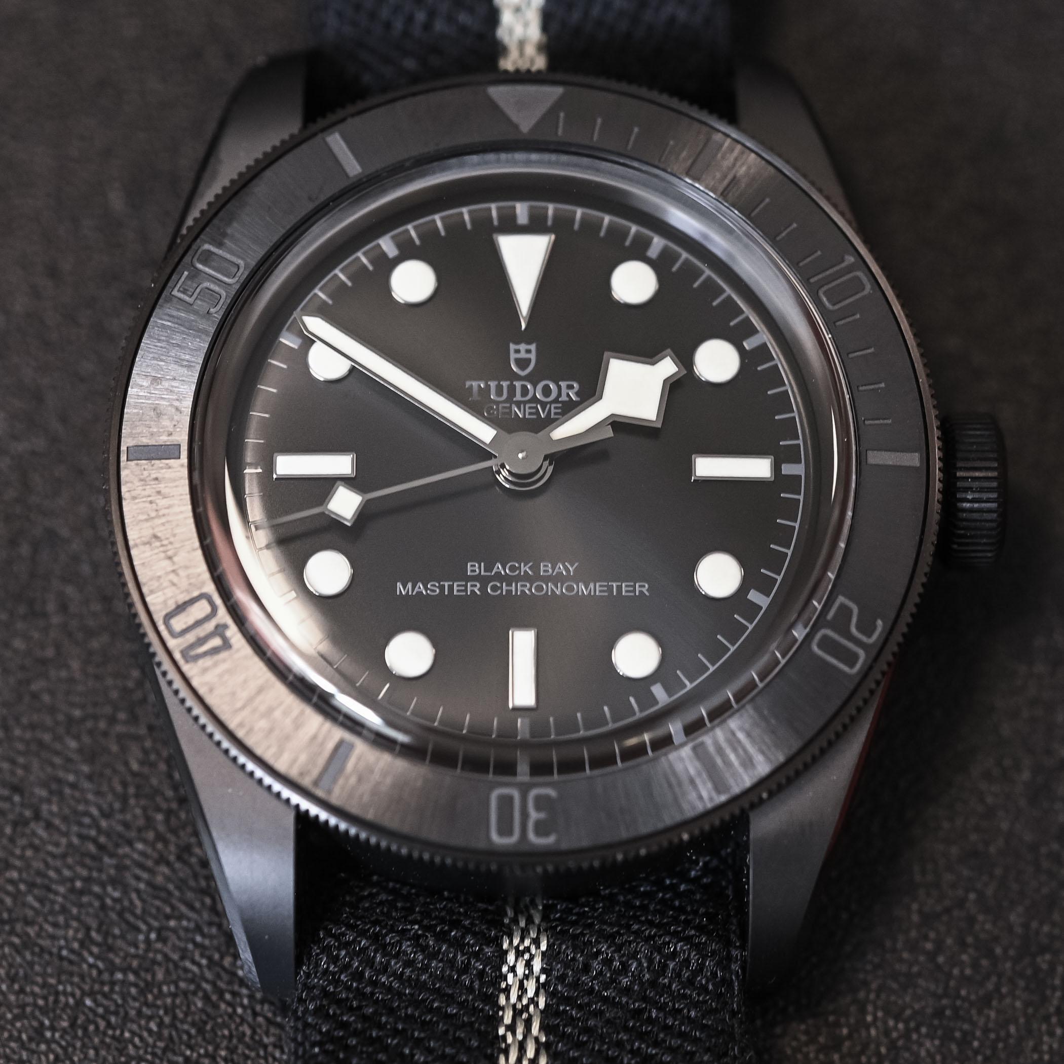 Tudor Black Bay Ceramic Master Chronometer METAS M79210CNU-0001 - review - 2
