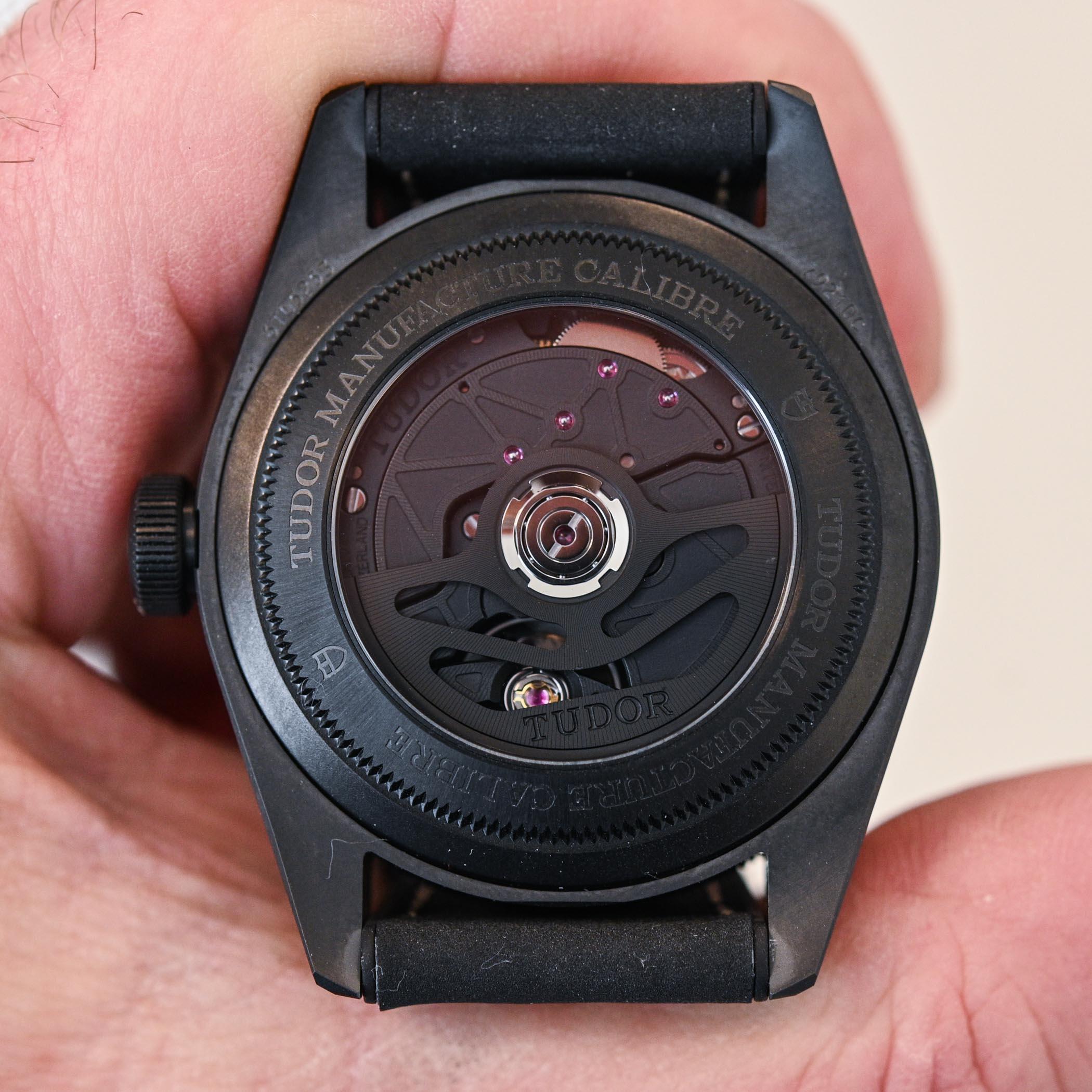 Tudor Black Bay Ceramic Master Chronometer METAS M79210CNU-0001 - review - 5