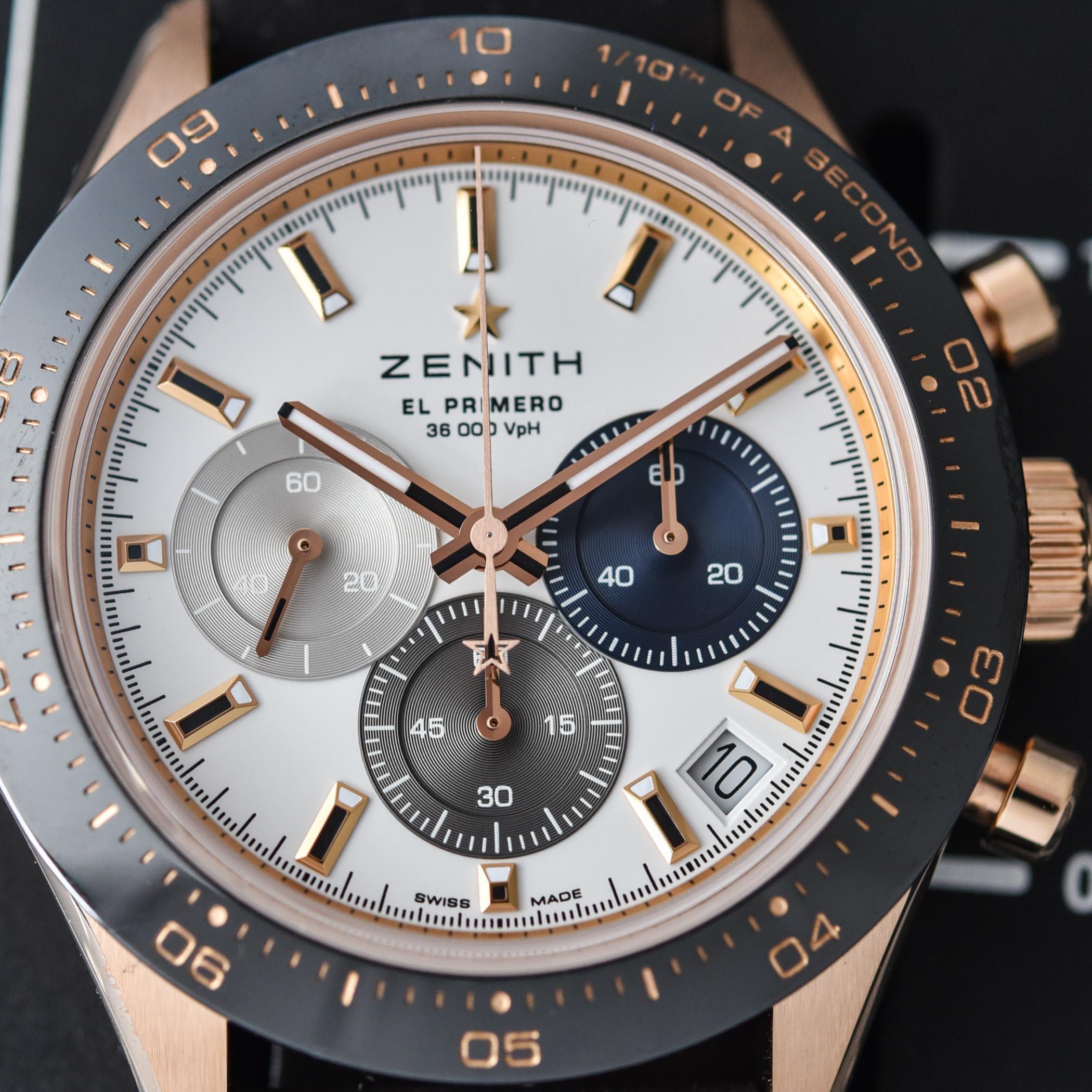 Zenith Chronomaster Sport Rose Gold 18.3100.3600/69.C920
