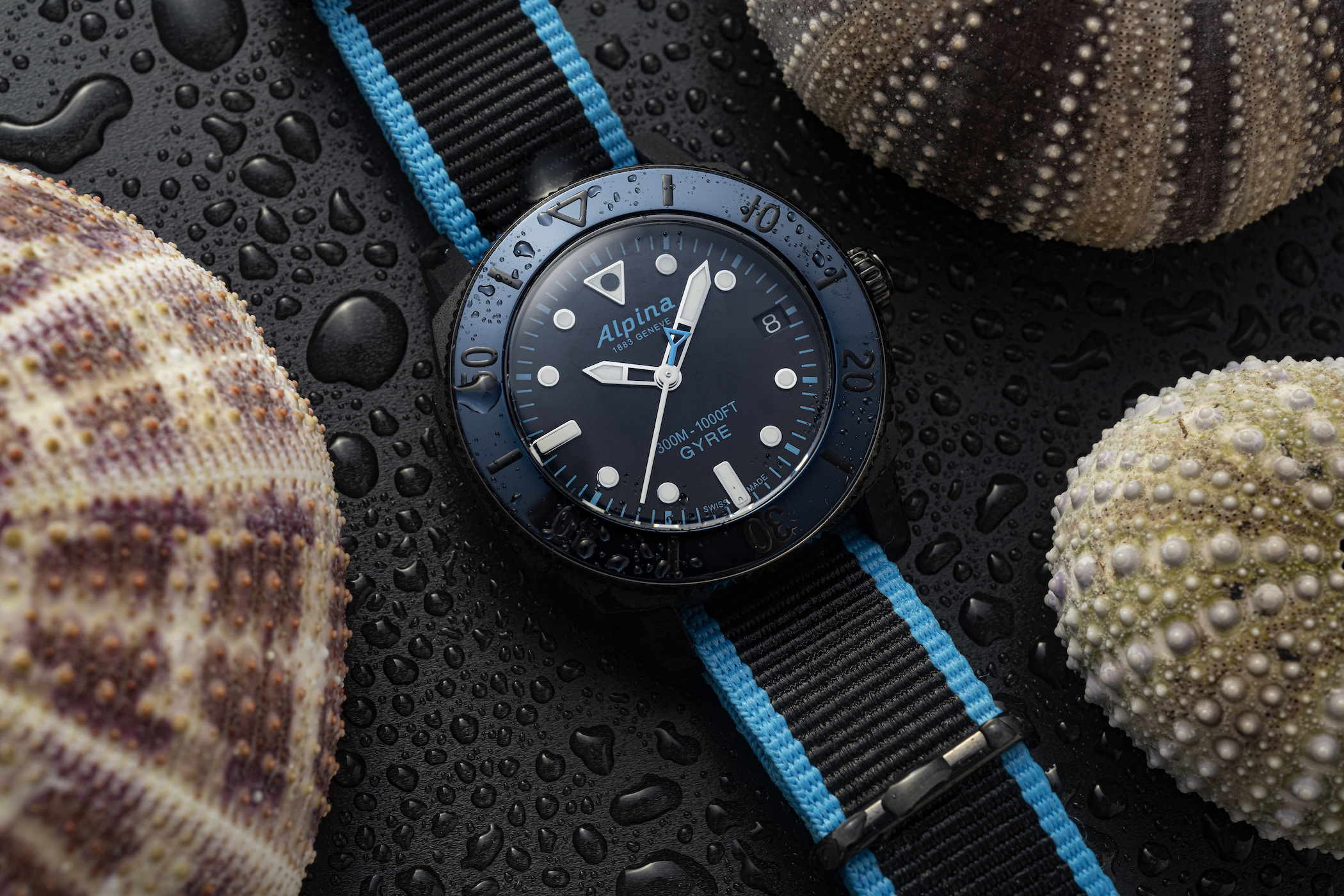 Alpina Seastrong Diver Gyre Automatic 2021 Edition