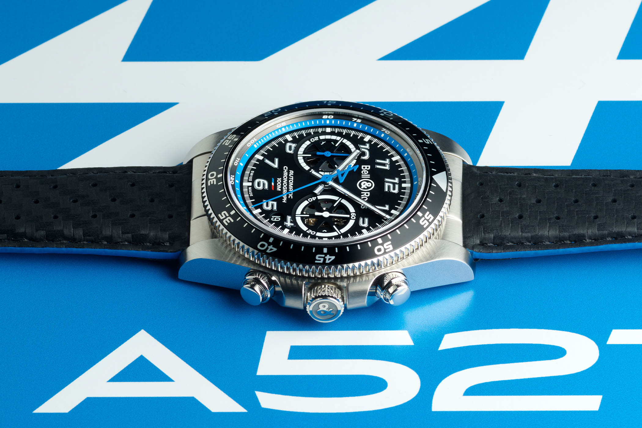 Bell & Ross Alpine F1 Team A521 Collection