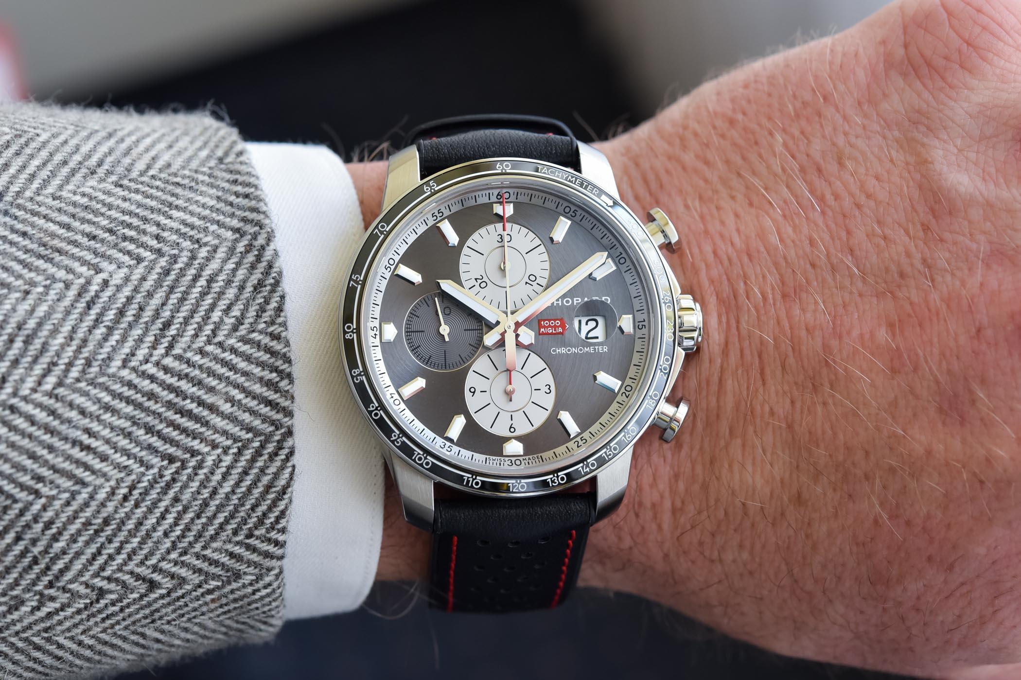 Chopard Mille Miglia 2021 Race Edition COSC Chronograph