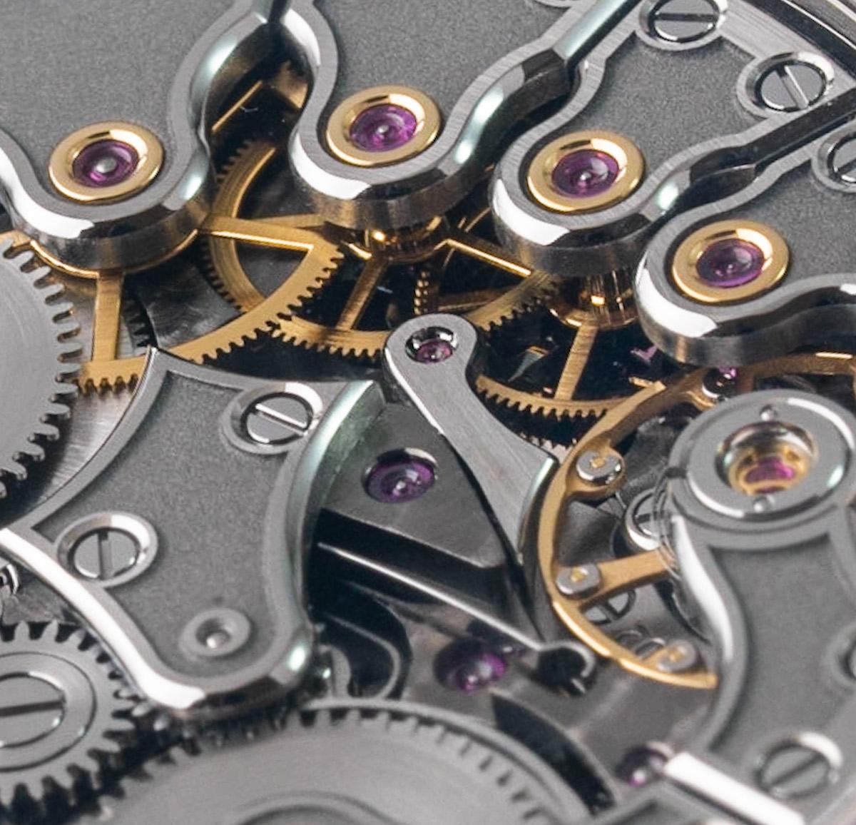 Collectors Series - chronoapothecarist Gronefeld One Hertz Techniek