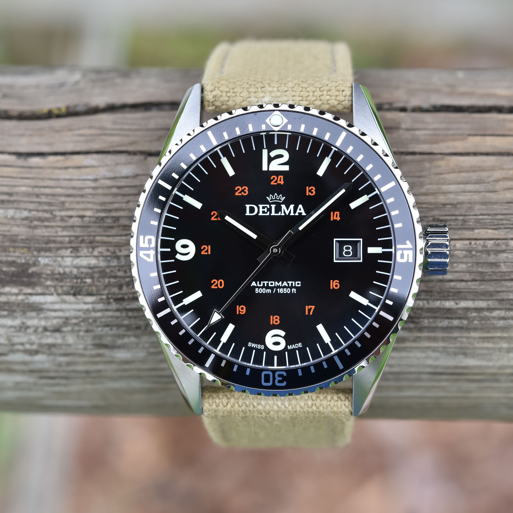 Delma Cayman Field Watch - Value Proposition review - 5