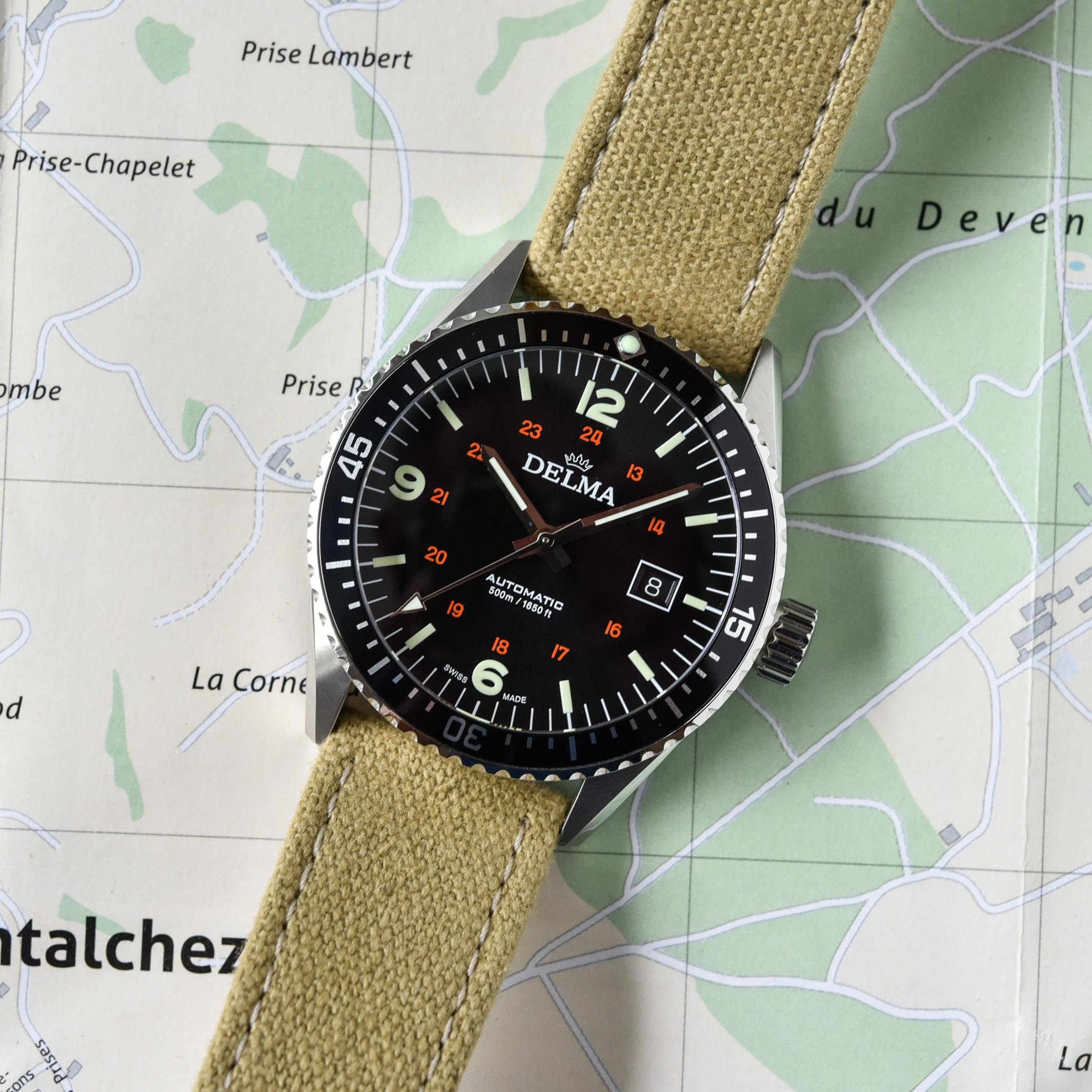 Delma Cayman Field Watch - Value Proposition review - 7