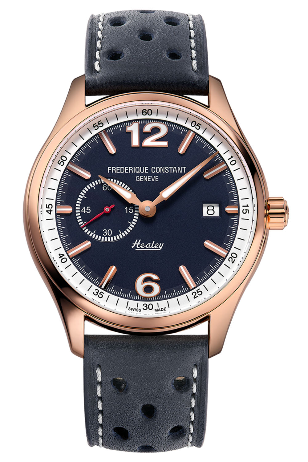 Frederique Constant Vintage Rally Healey Automatic Small Seconds FC-345HNS5B4