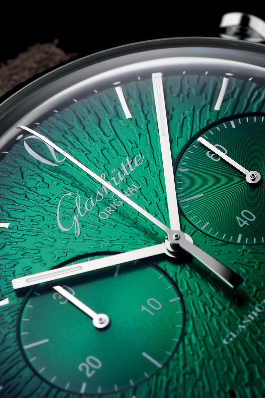 Glashutte Original Sixties Chronograph Annual Edition 2021