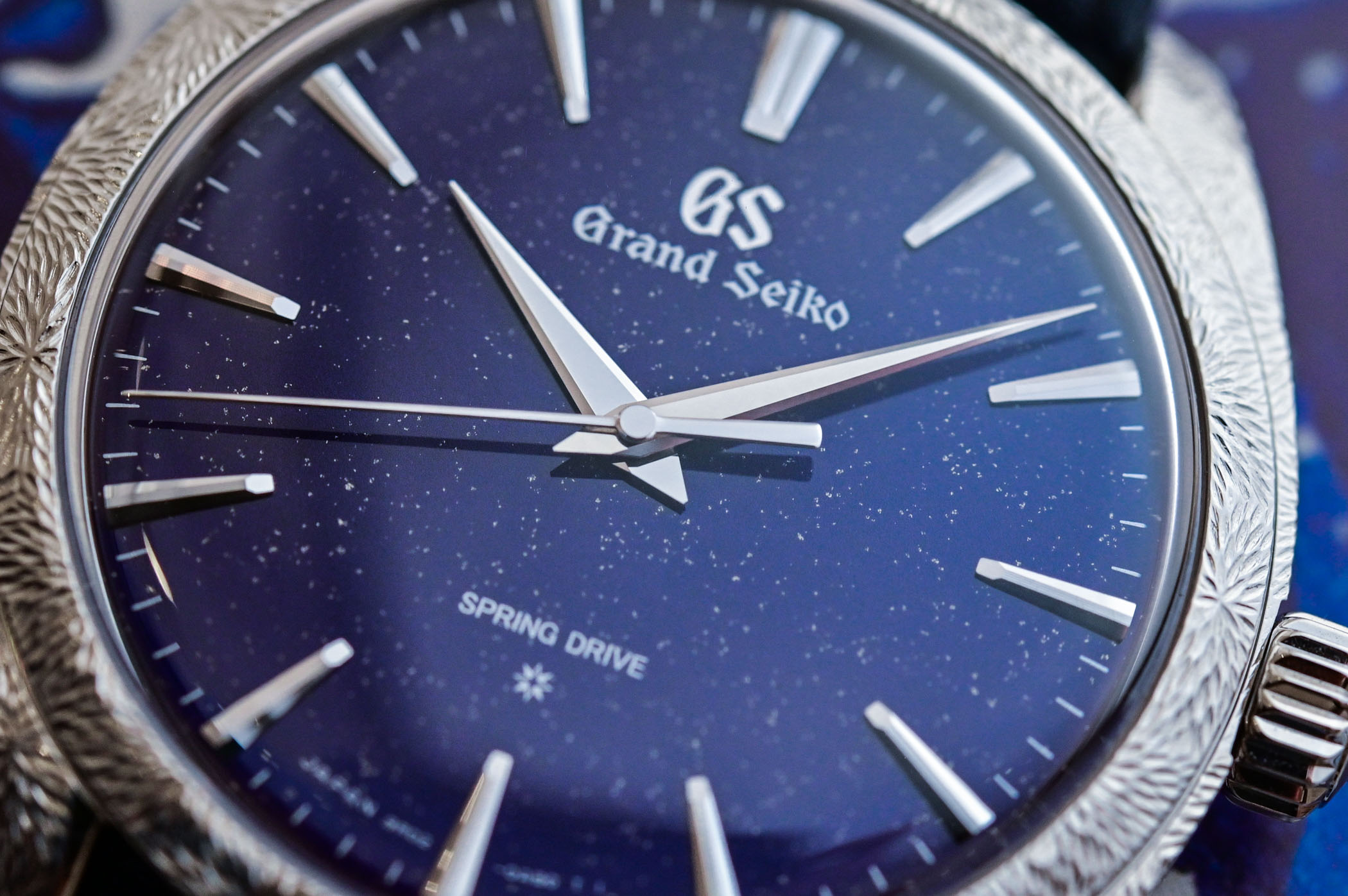 Grand Seiko Masterpiece Collection SBGZ007 Spring Drive 9R02 140th Anniversary Limited Edition