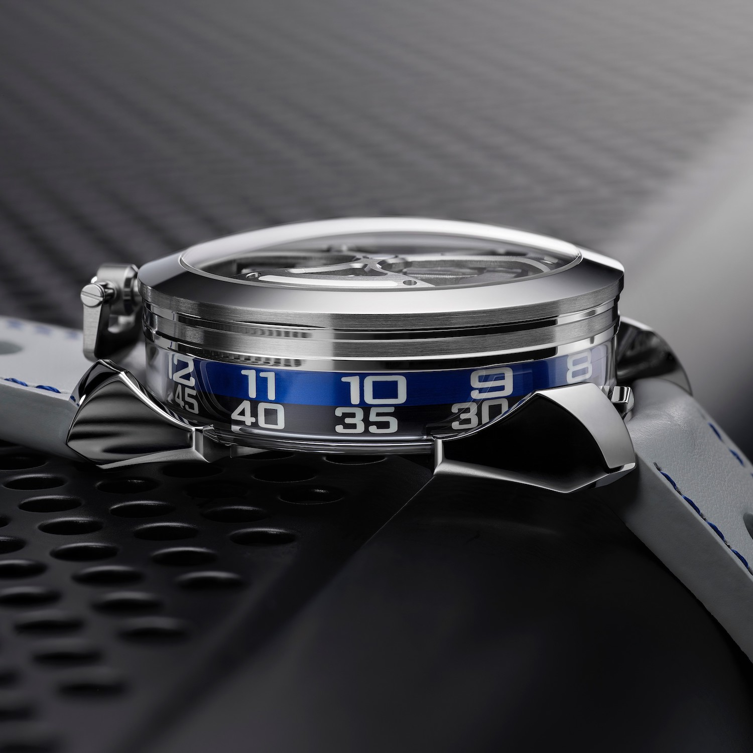 M.A.D. EDITION 1 accessible watch Max Busser MBandF - 4