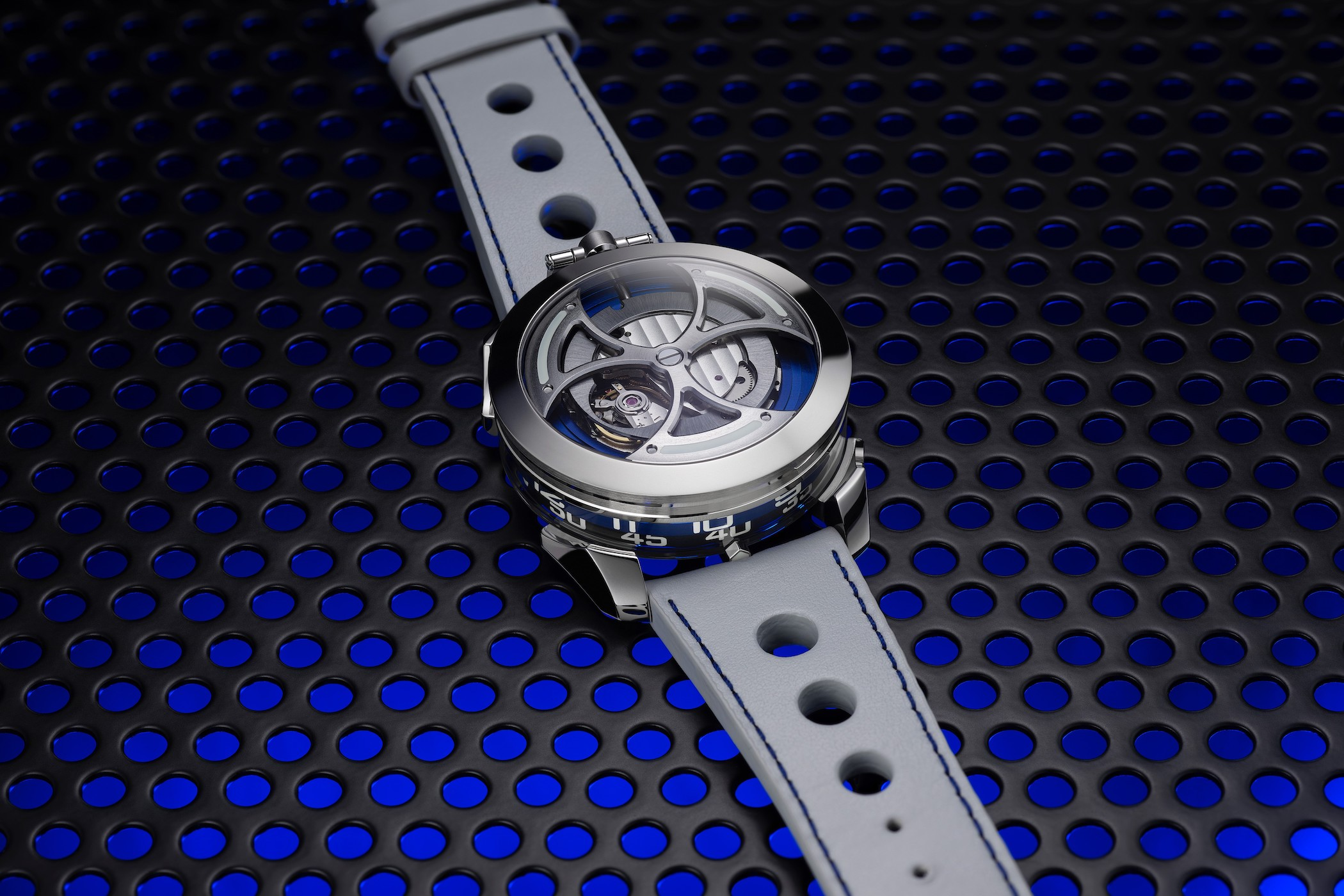 News - The M.A.D. EDITION 1, The Accessible Watch By Max Büsser