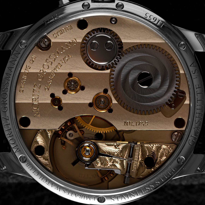 Moritz Grossmann Benu Emirates Watch Club - 4