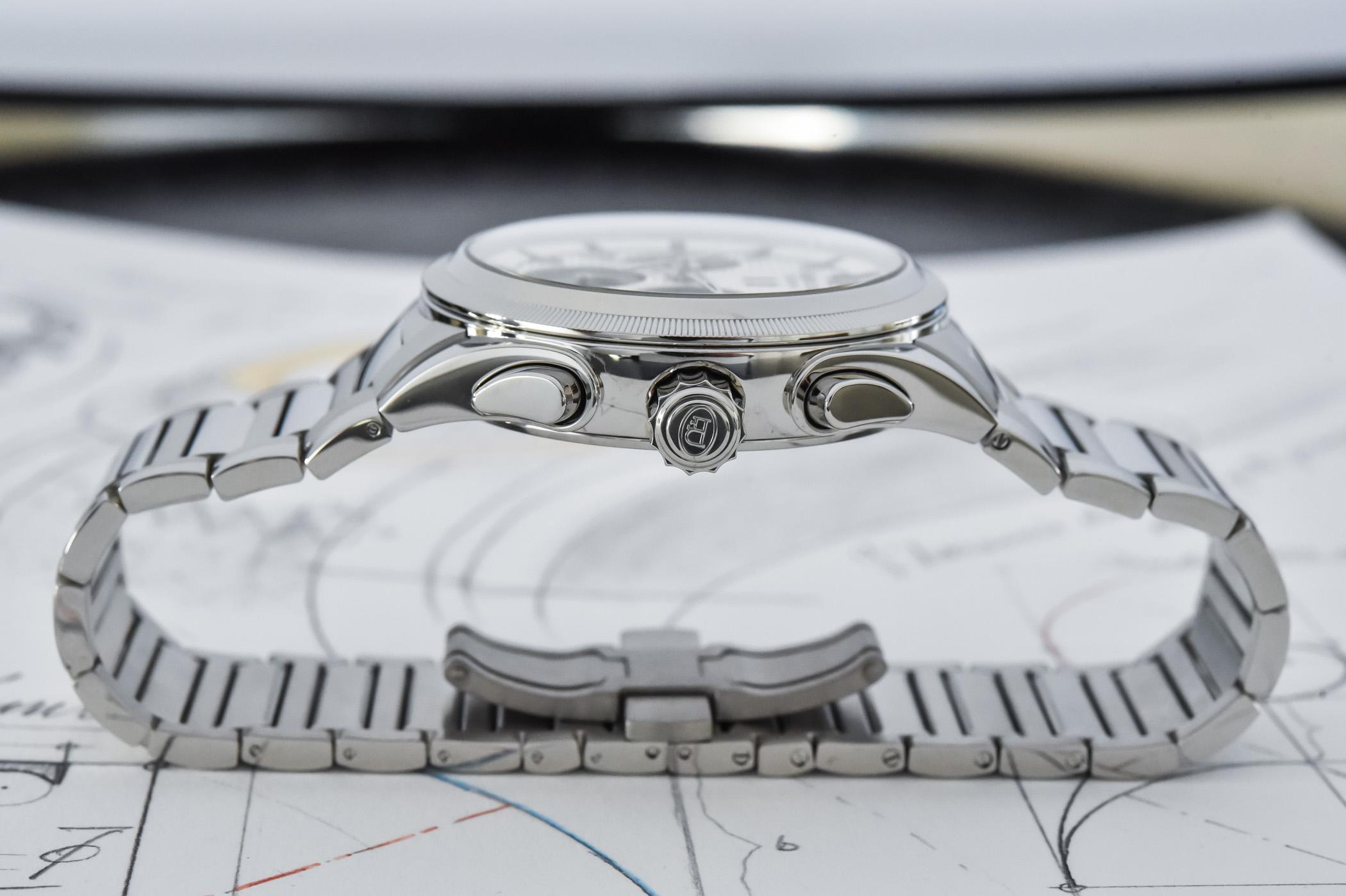 Parmigiani Fleurier Tondagraph GT Steel Panda Dial PFC906-0000140-B00182