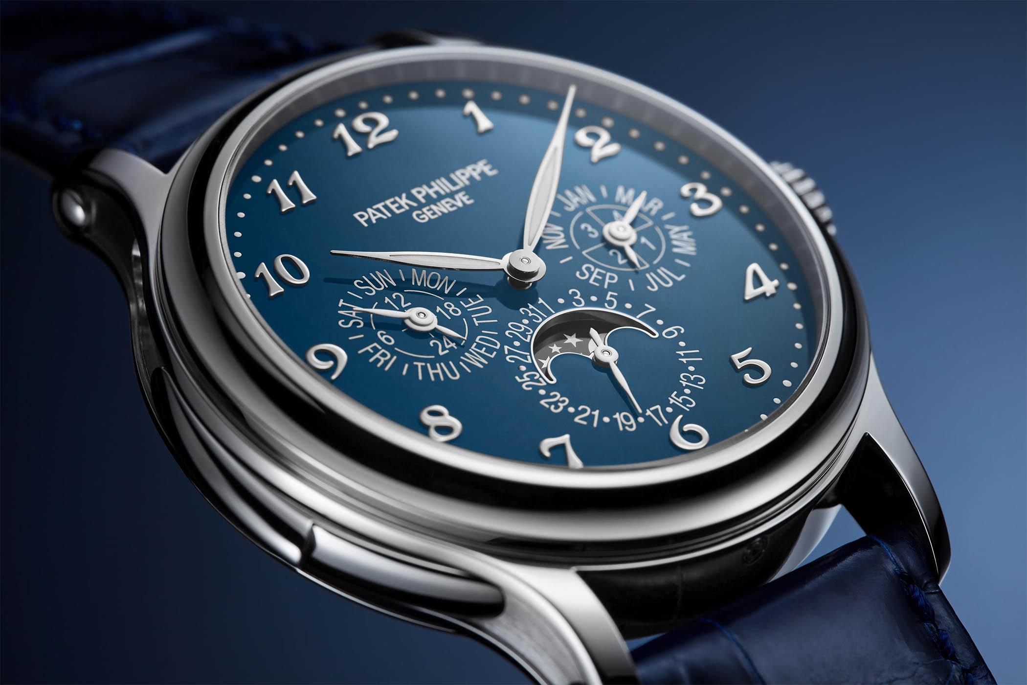 Patek Philippe 5374G-001 Minute Repeater Perpetual Calendar - 3