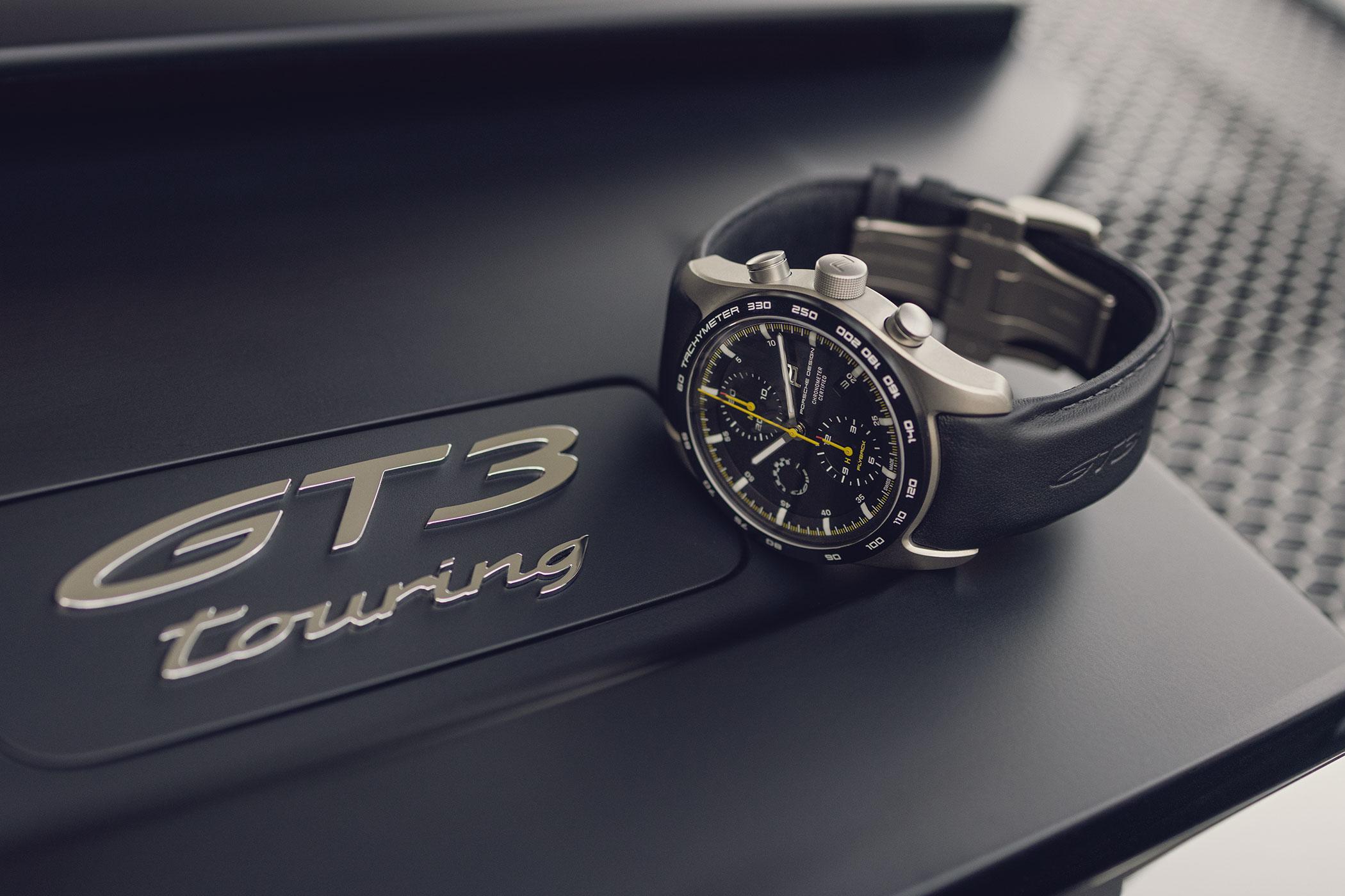 Porsche Design Chronograph 911 GT3 Touring Package