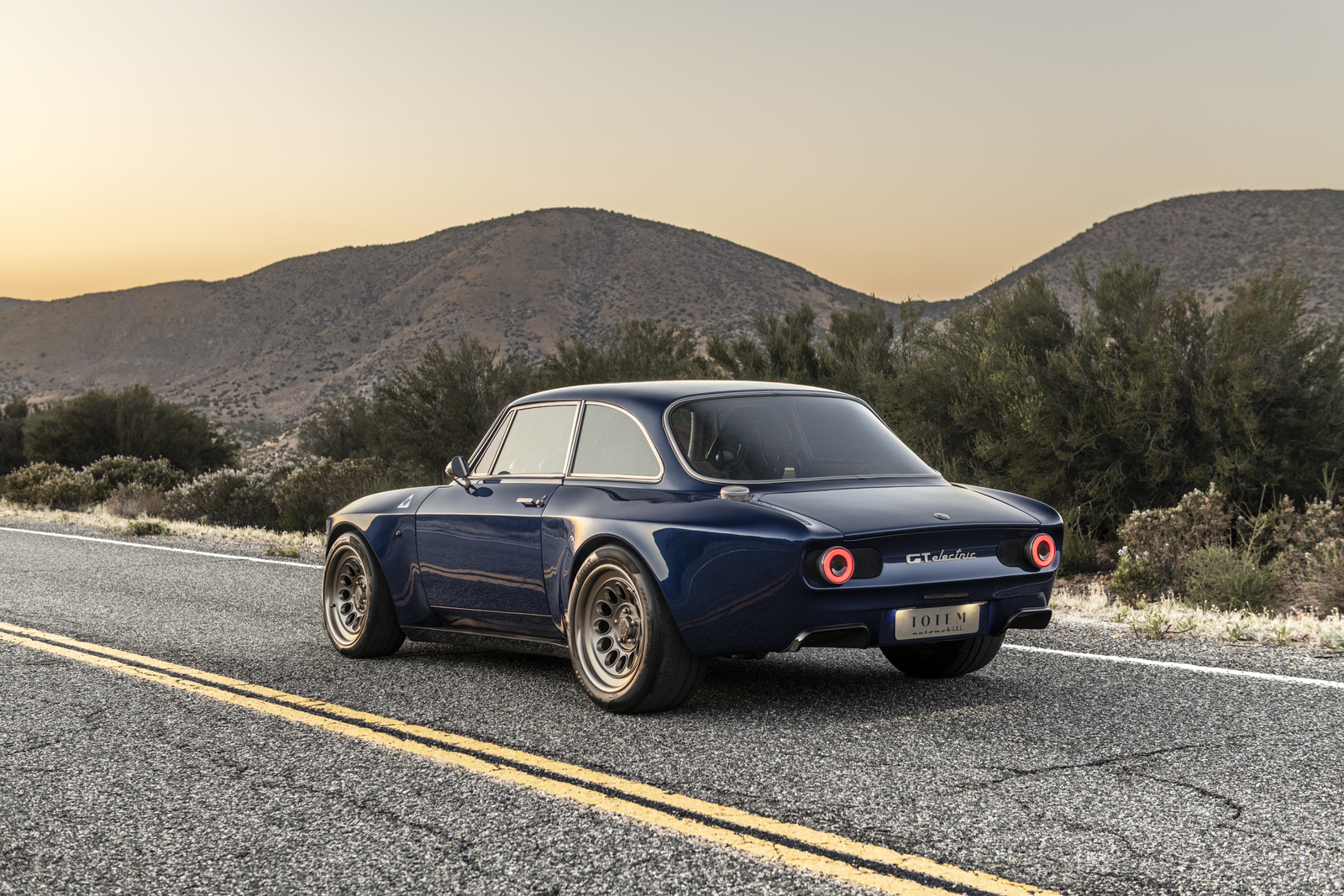 Totem Automobili GT Electric Alfa Romeo 105 Series electric - 5