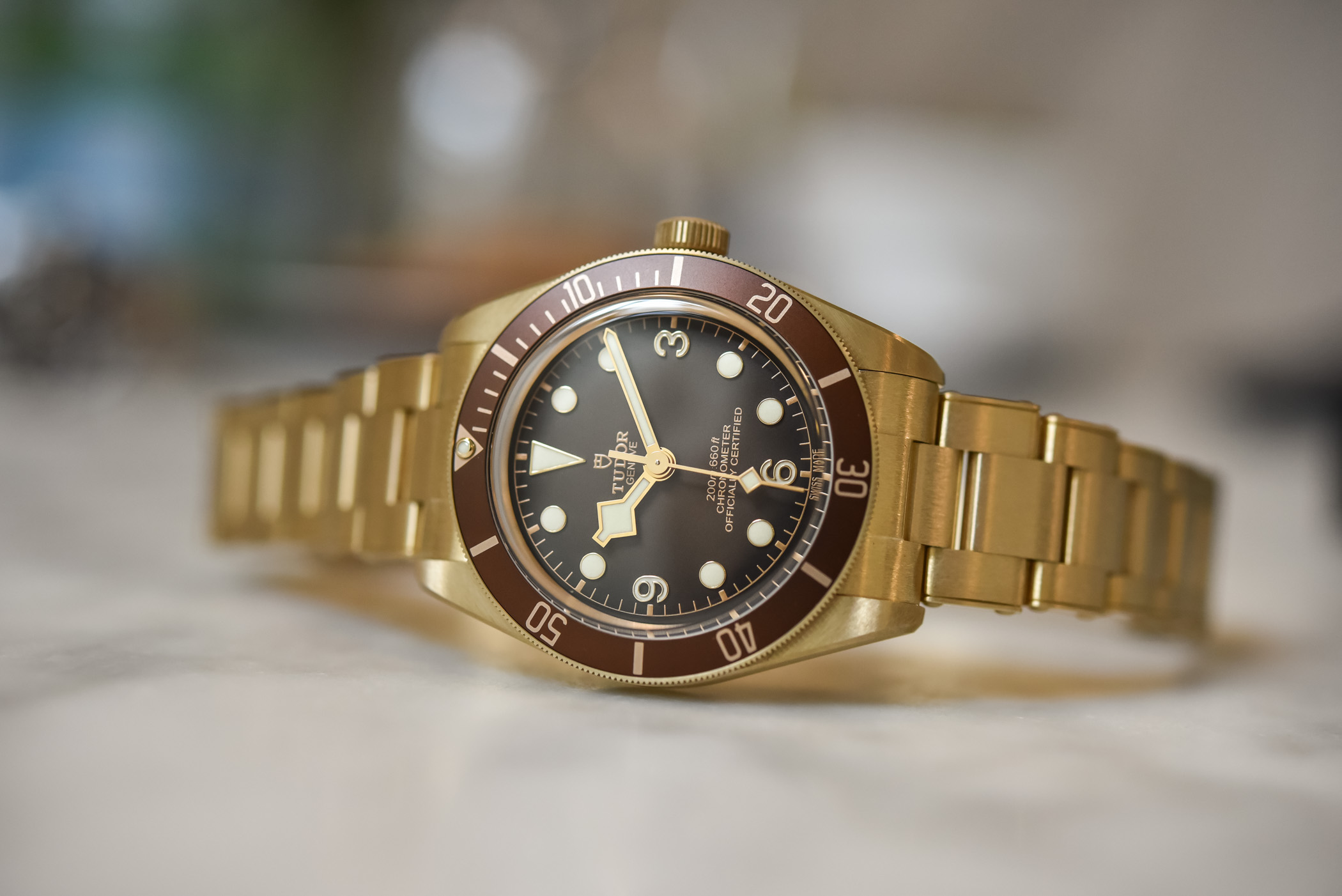 Tudor Black Bay Fifty-Eight Bronze M79012M