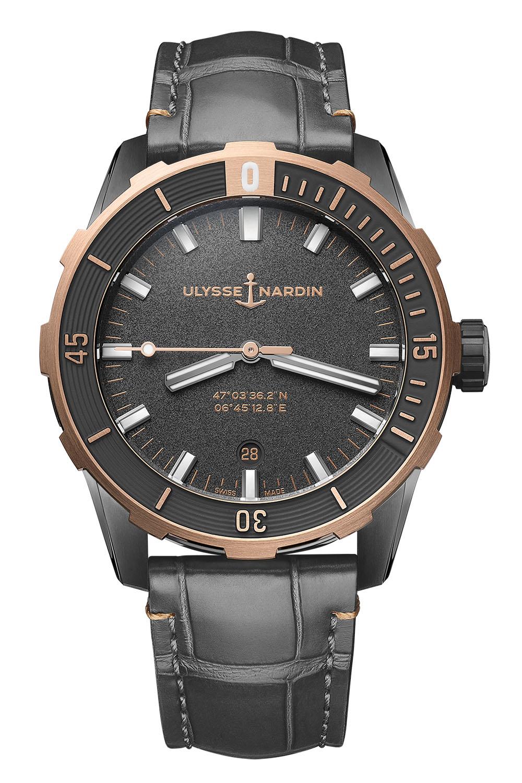 Ulysse Nardin Diver 42mm 8163-175:GREY-5N - 2021 - 1