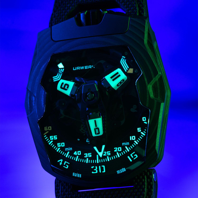 Urwerk UR-220 SL Asimov - 6